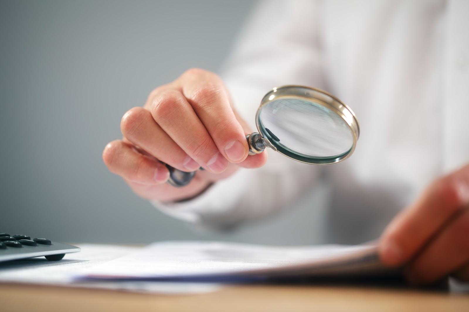 Як моніторити інформацію про постачальника?