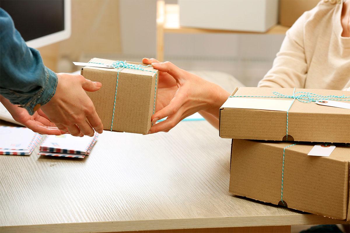 Как проверить посылку