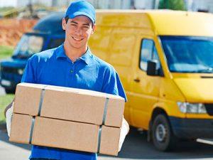 Як відправити посилку з товаром?