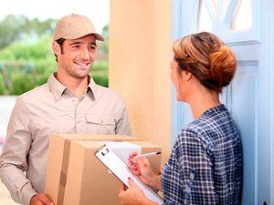 Как получать посылку с товаром?
