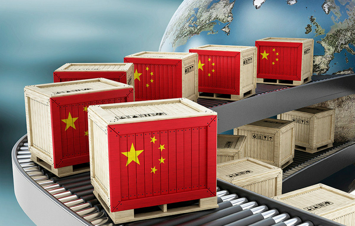 Популярные китайские интернет-магазины