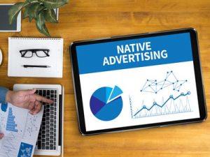 Нативная реклама: метко и ненавязчиво