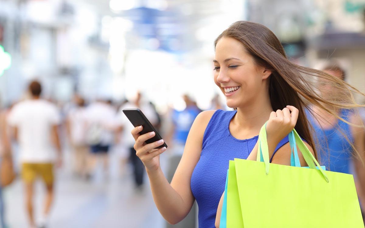 Онлайн-покупатели предпочитают мобильные устройства