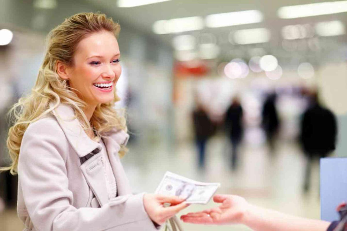 Правила установления контакта с клиентом