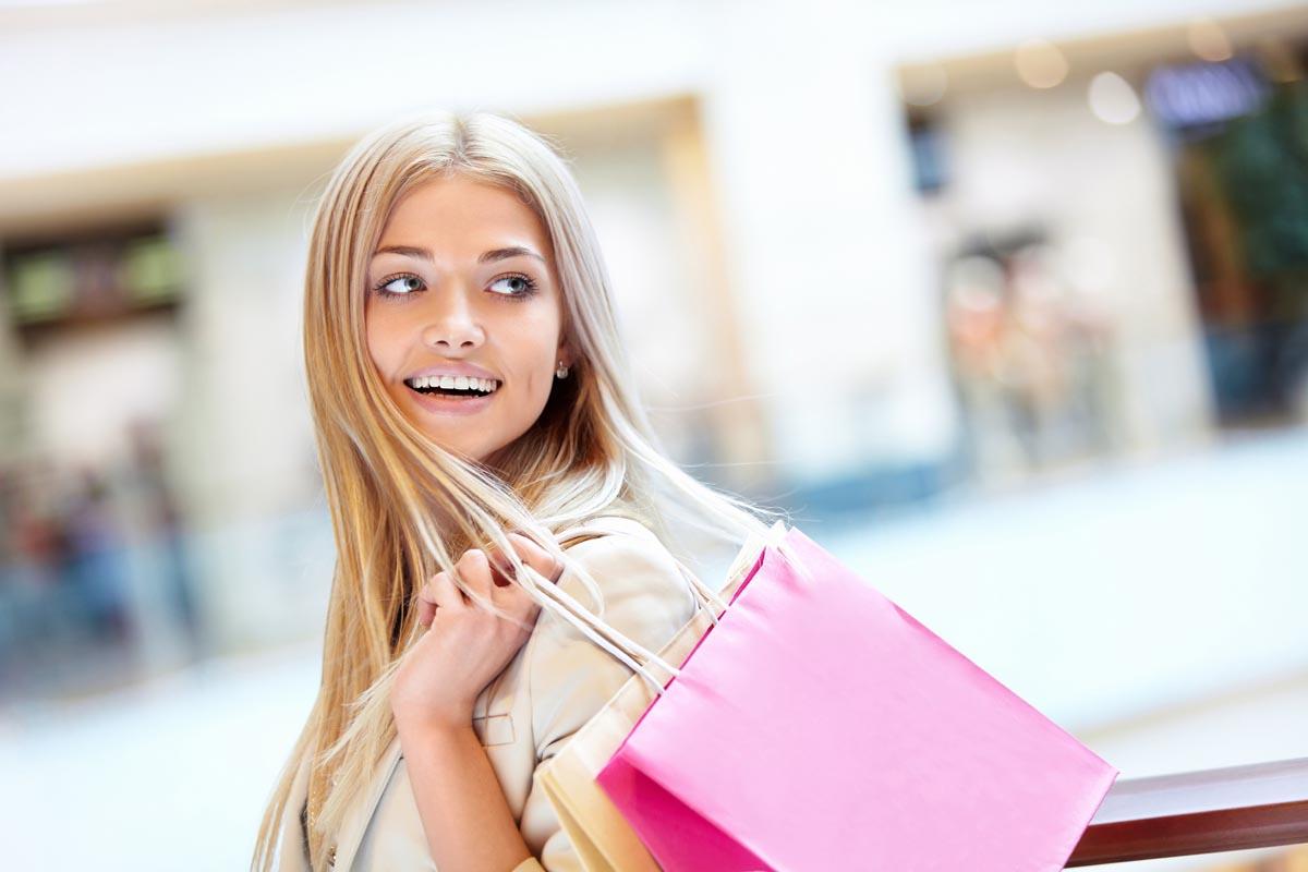 Чем покупательницы отличаются от клиентов мужского пола?