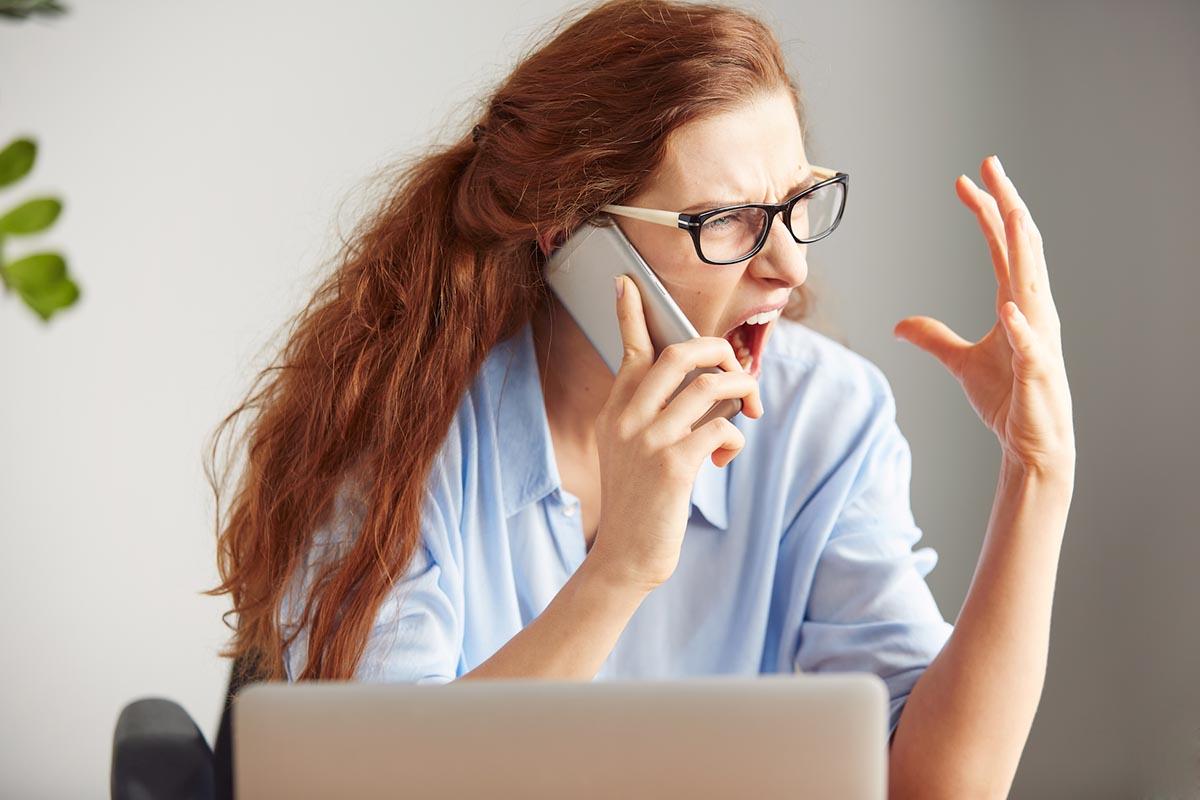 Як визначити фальшивого клієнта?
