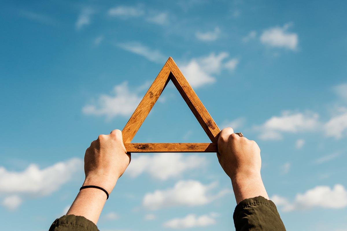Маркетинговый треугольник: что это