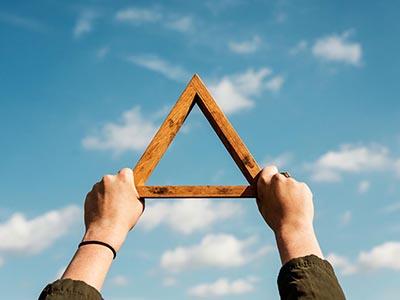 Маркетинговий трикутник: тріада дієвої реклами